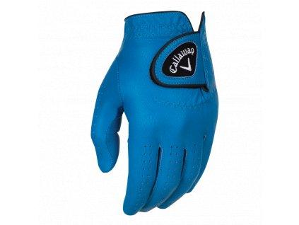 CALLAWAY Opti Color pánská golfová rukavice na levou ruku zepředu