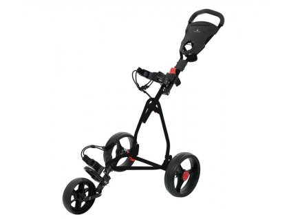 fastfold junior 3 rad trolley černý