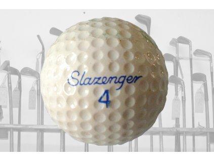 Historický golfový míček Slazenger č. 4