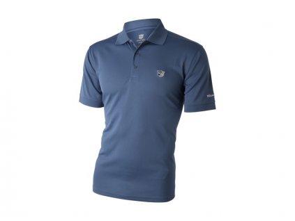 WILSON pánské tričko Authentic modré (Velikost oblečení XXL)