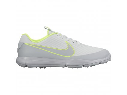 NIKE pánské golfové boty Explorer 2 S šedo-žluté