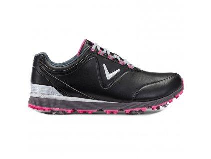 CALLAWAY W632-02 Mulligan dámské golfové boty černé
