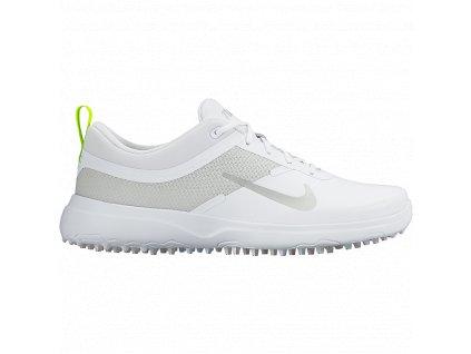NIKE dámské golfové boty Akamai bílé