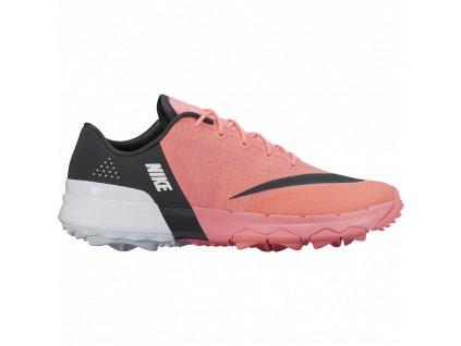 NIKE dámské golfové boty Fi Flex růžové