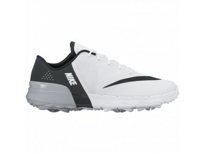 a36f13fb880 NIKE dámské golfové boty Fi Flex bílé