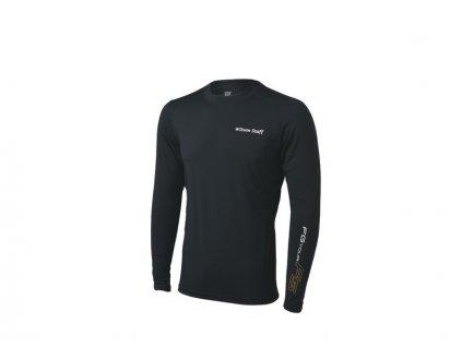 WILSON pánské triko FG Tour F5 First Layer černý (Velikost oblečení L)