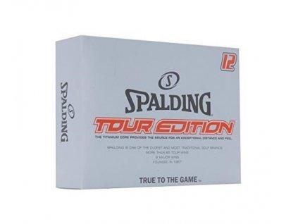 Spalding golfové míčky Tour Edition (12 ks)