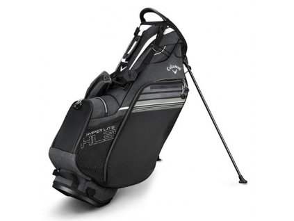 golfový bag callaway hyper lite3 šedý