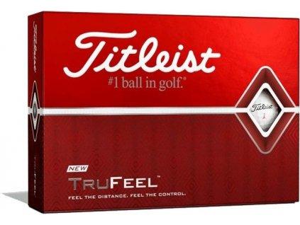 TITLEIST TruFeel golfové míčky (12 ks)