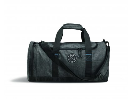 5919012 TR CG CLUBHOUSE SM DUFFLE BLK FRONT 19