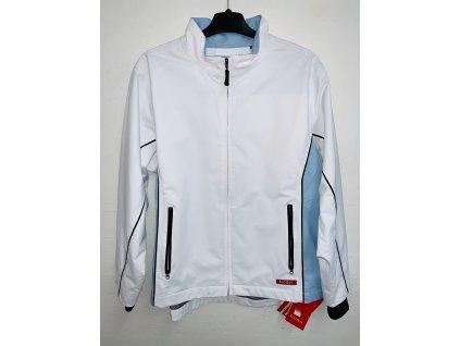 FOOTJOY Red Label dámská golfová bunda bílo-modrá M