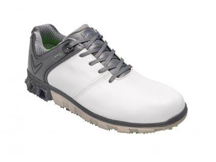 CALLAWAY M570-55 Apex Pro pánské golfové boty bílo-šedé