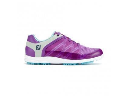 FOOTJOY Sport SL dámské golfové boty fialové