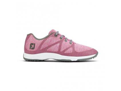 FOOTJOY Leisure dámské golfové boty růžové