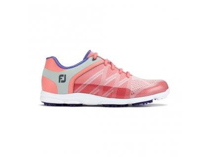 FOOTJOY Sport SL dámské golfové boty růžové