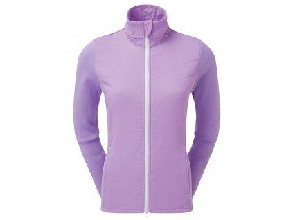 FOOTJOY Thermal Quilted dámská golfová bunda fialová