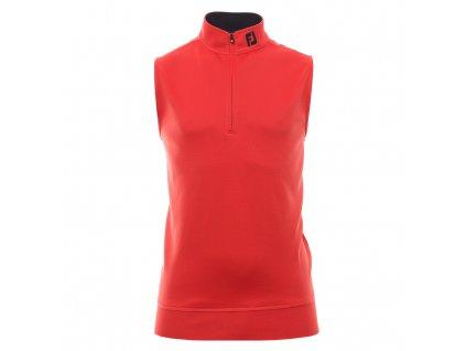 FOOTJOY Chill-out pánská golfová vesta červená