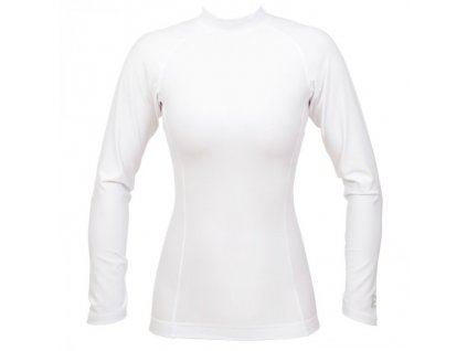 FOOTJOY dámské tričko Performance Base Layer Mock bílé