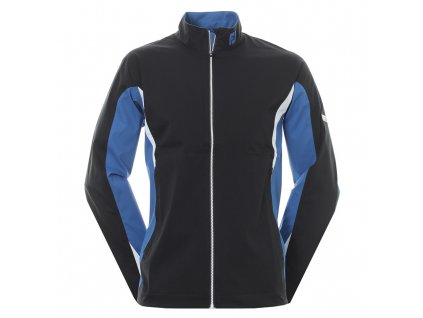 FOOTJOY Hydrolite pánská golfová bunda černo-modrá
