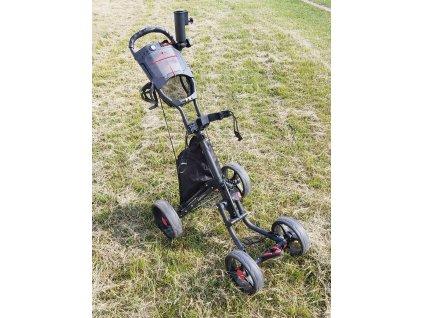 CADDYTEK golfový vozík 4-kolový