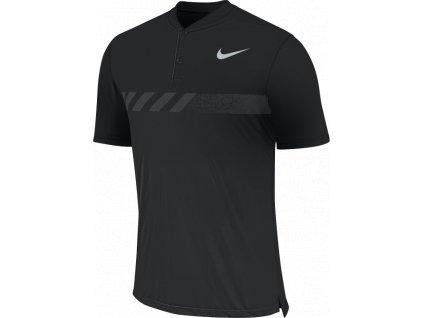 NIKE pánské tričko MM Fly Framing Block černé (Velikost oblečení L)