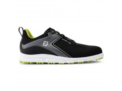 FOOTJOY pánské boty Superlites černo/žlutá-z prava