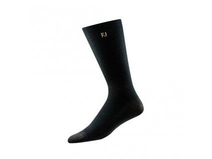 FOOTJOY pánské golfové ponožky ProDry Lightweight Crew černé