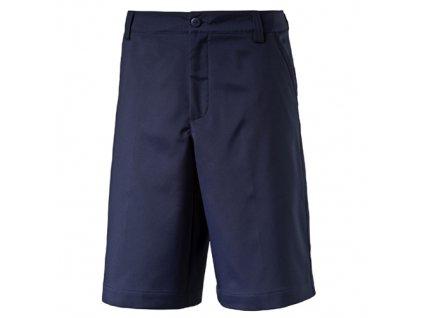 PUMA pánské kraťasy Golf Tech modré (Velikost oblečení 32)