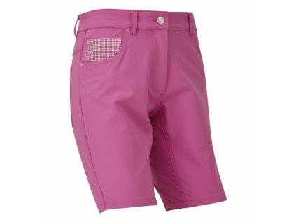 FOOTJOY Golf Leisure dámské kraťasy růžové