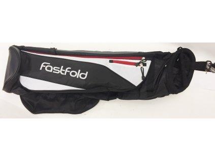 FASTFOLD Pencil bag Sunday černo-bílo-červený