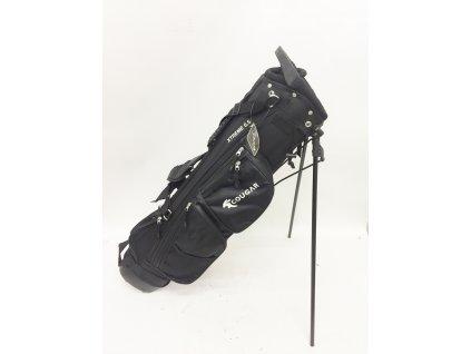 Cougar bag na záda Milano černý