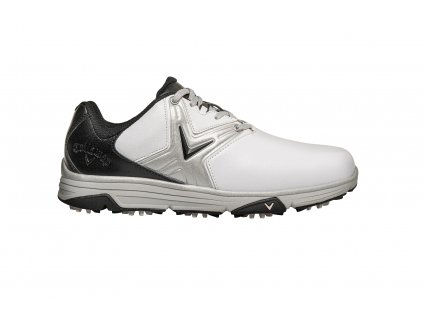 CALLAWAY M585-50 Chev Comfort pánské golfové boty bílo-černé