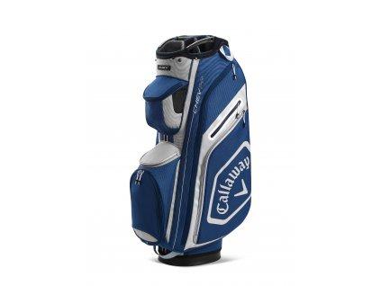 Callaway Chev 14+ cart bag modro-šedý