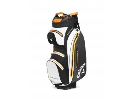 Callaway 5120023 HYPERDRY 15 MAVRIK BL WH OR stand bag