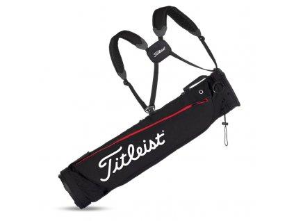 TITLEIST Carry bag černo-červený