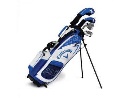 callaway dětský set XJ 1CALLAWAY XJ-1 dětský golfový set 95-118 cm, grafitový na pravou stranu