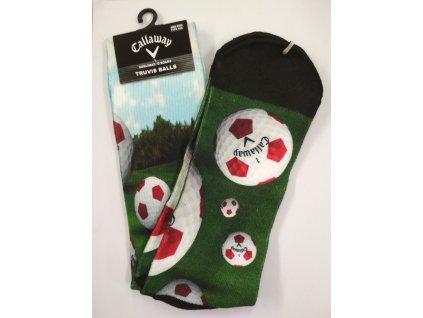 CALLAWAY Truvis Sublimated pánské ponožky