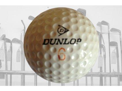 DUNLOP historický golfový míček