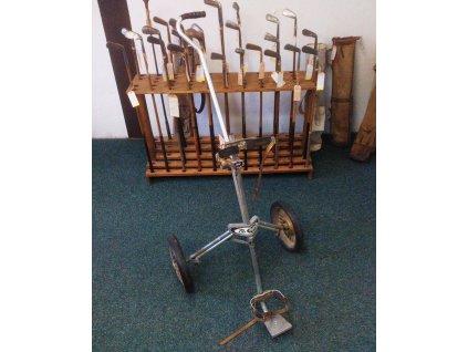 """Historický golfový vozík AJAY Playmate """"50"""""""