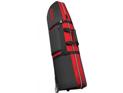 Ogio Straight jacket travel bag červený