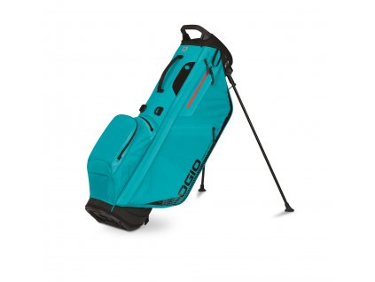 ogio aquatech 304 stand bag turquoise right 2020