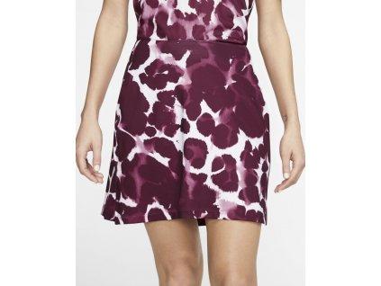 NIKE Dry-FIT UV Victory dámská sukně červená