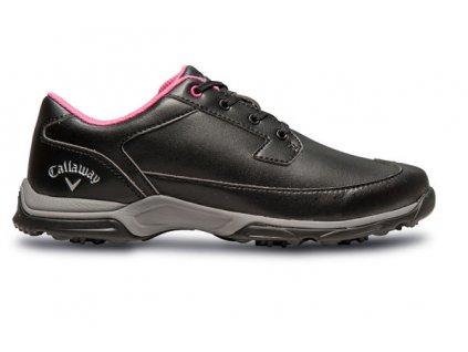 CALLAWAY dámské golfové boty W444-02 Cirrus II černé (Velikost bot 37)