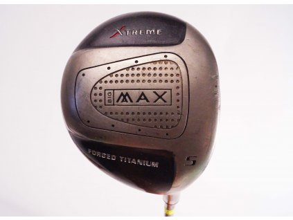 BIG MAX fw č. 5 + Headcover