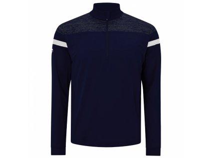 CALLAWAY mikina Heathered Knit tmavě modrá (Velikost oblečení XXL)