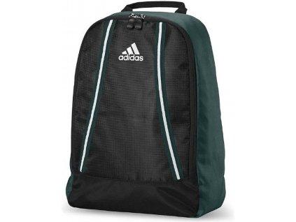 ADIDAS taška na boty v černé barvě