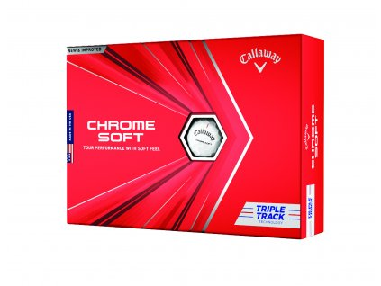 chrome soft triple track 2020 packaging