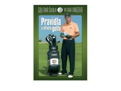 DVD Pravidla a etiketa golfu