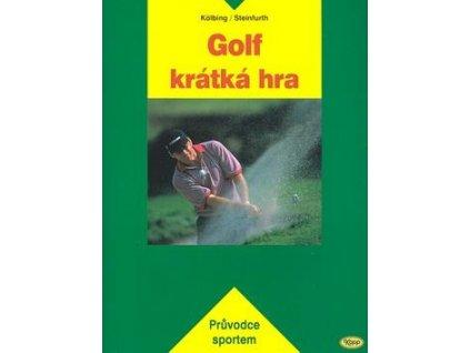 Kniha Golf krátká hra
