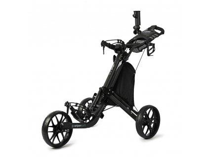 SNIPER Shot 2.0 golfový vozík černý